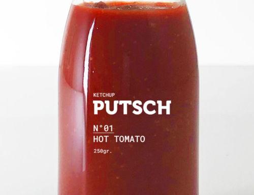 ketchup n°01Hot tomato